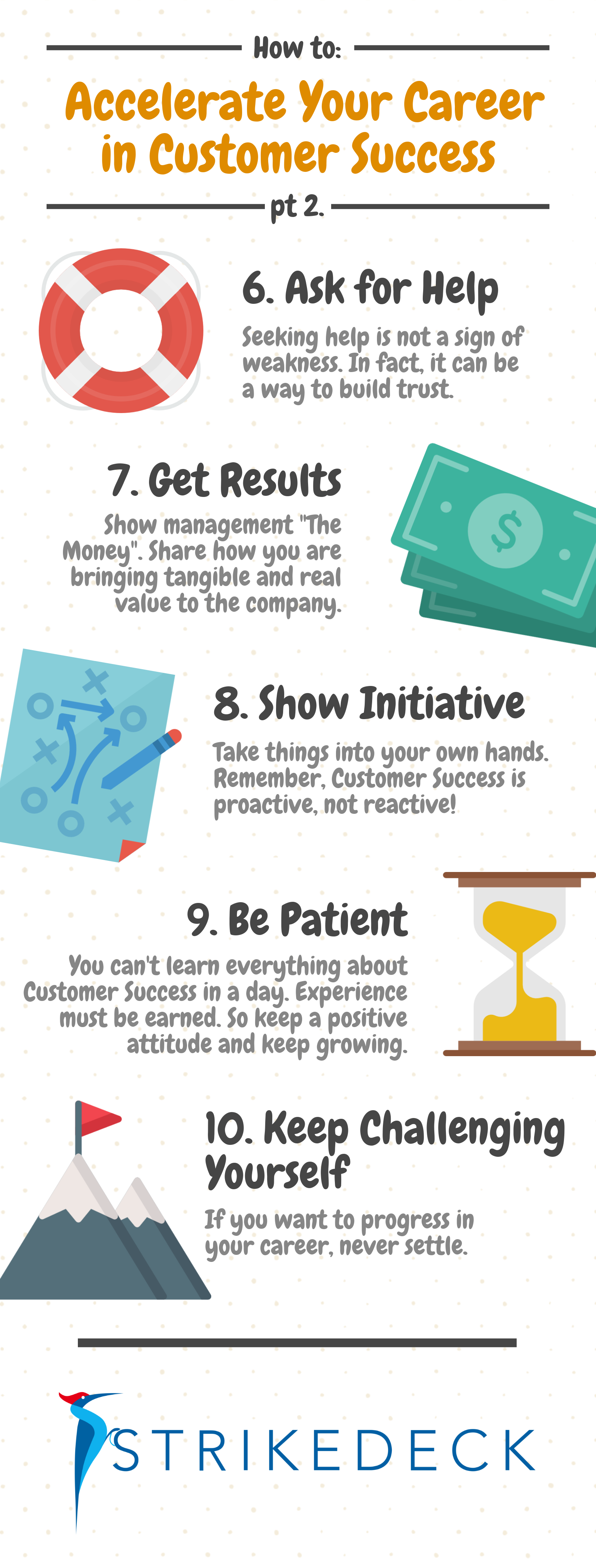 How to enhancing your skills in Customer Success?